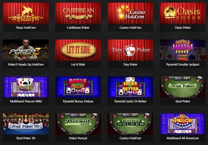 betchan pokergames