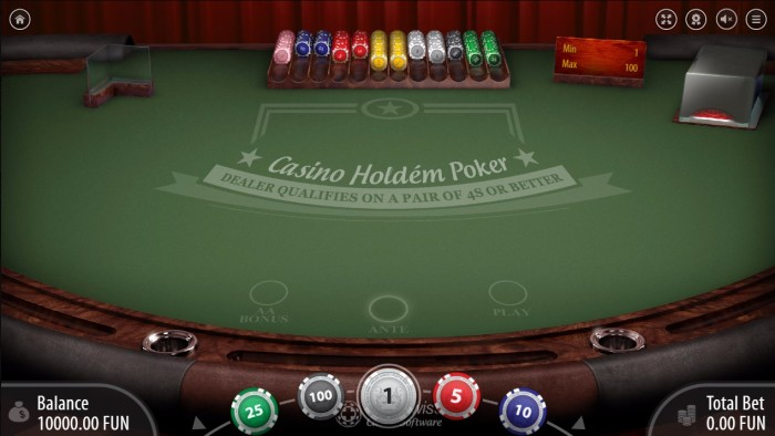 oshi.io poker table